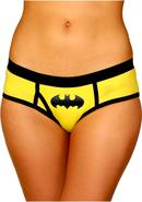 Batman Boyshort W/foil Logo-xl